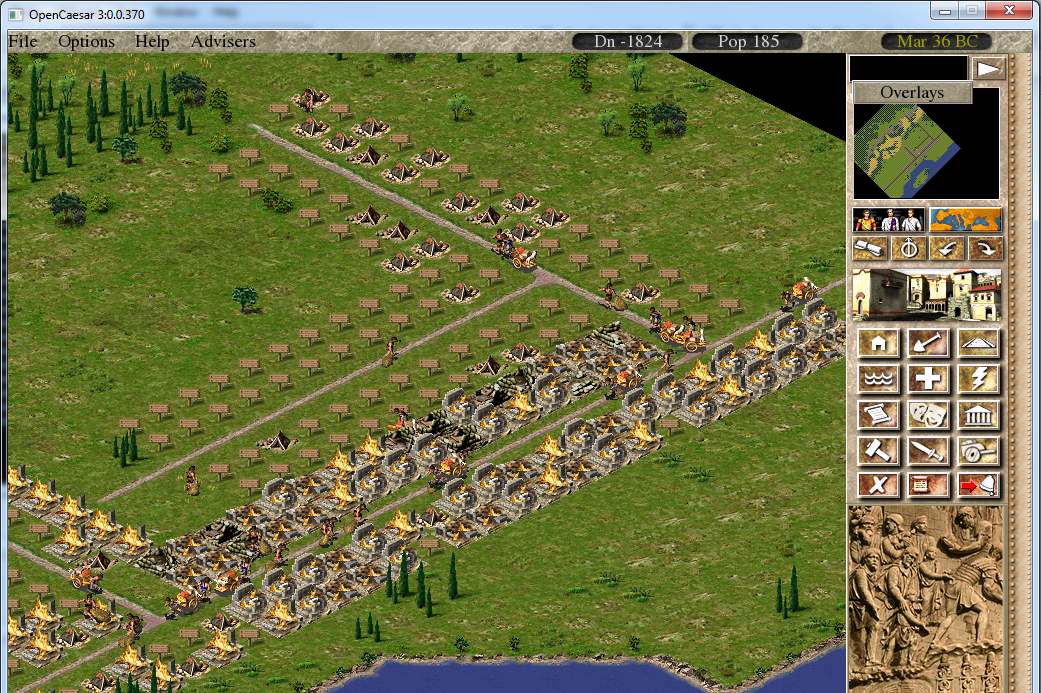 Caesar 3 download (1998 strategy game).