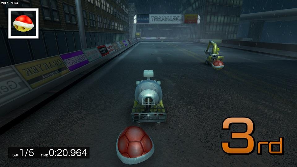 Viewing Logan Kart 8 Deluxe v2 1 0 - OlderGeeks com Freeware