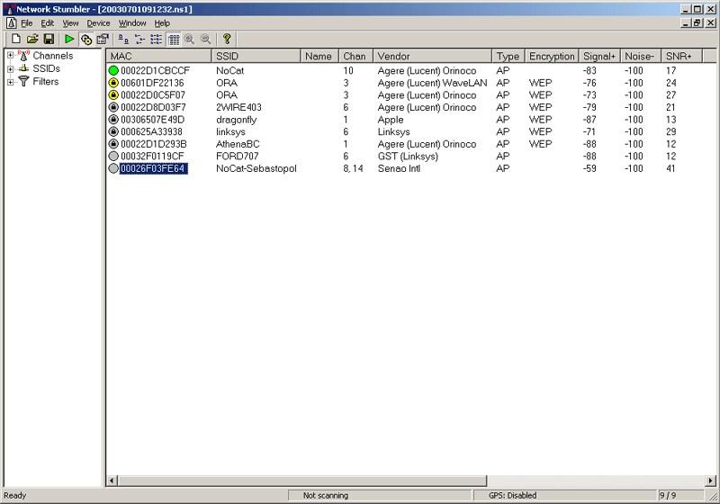 Netstumbler For Mac Download