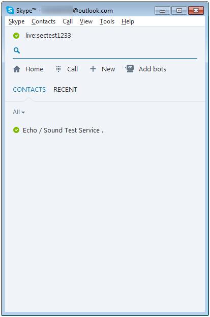 Viewing Skype Classic v7 40 0 104 - OlderGeeks com Freeware Downloads