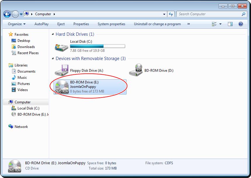 Viewing Virtual CloneDrive 5 5 0 0 - OlderGeeks com Freeware