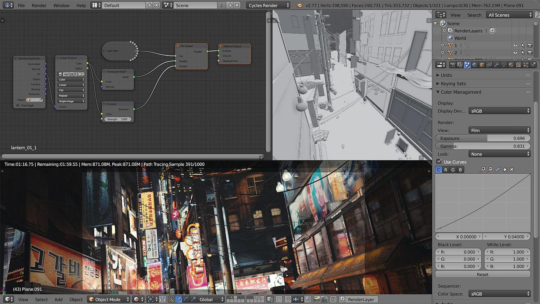 Viewing Blender 2 79a 64bit - OlderGeeks com Freeware Downloads