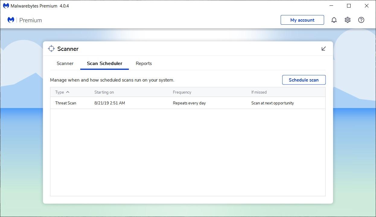 Download Malwarebytes 3.0.6 Premium Serial Key