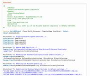 Browsing Windows Repairs, Testing and Diagnostics